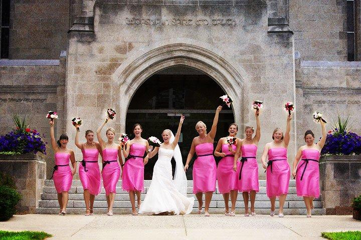 Bridal Party Limit