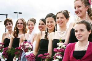 role of bridal party